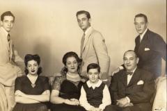 Familia Diaz Rosete